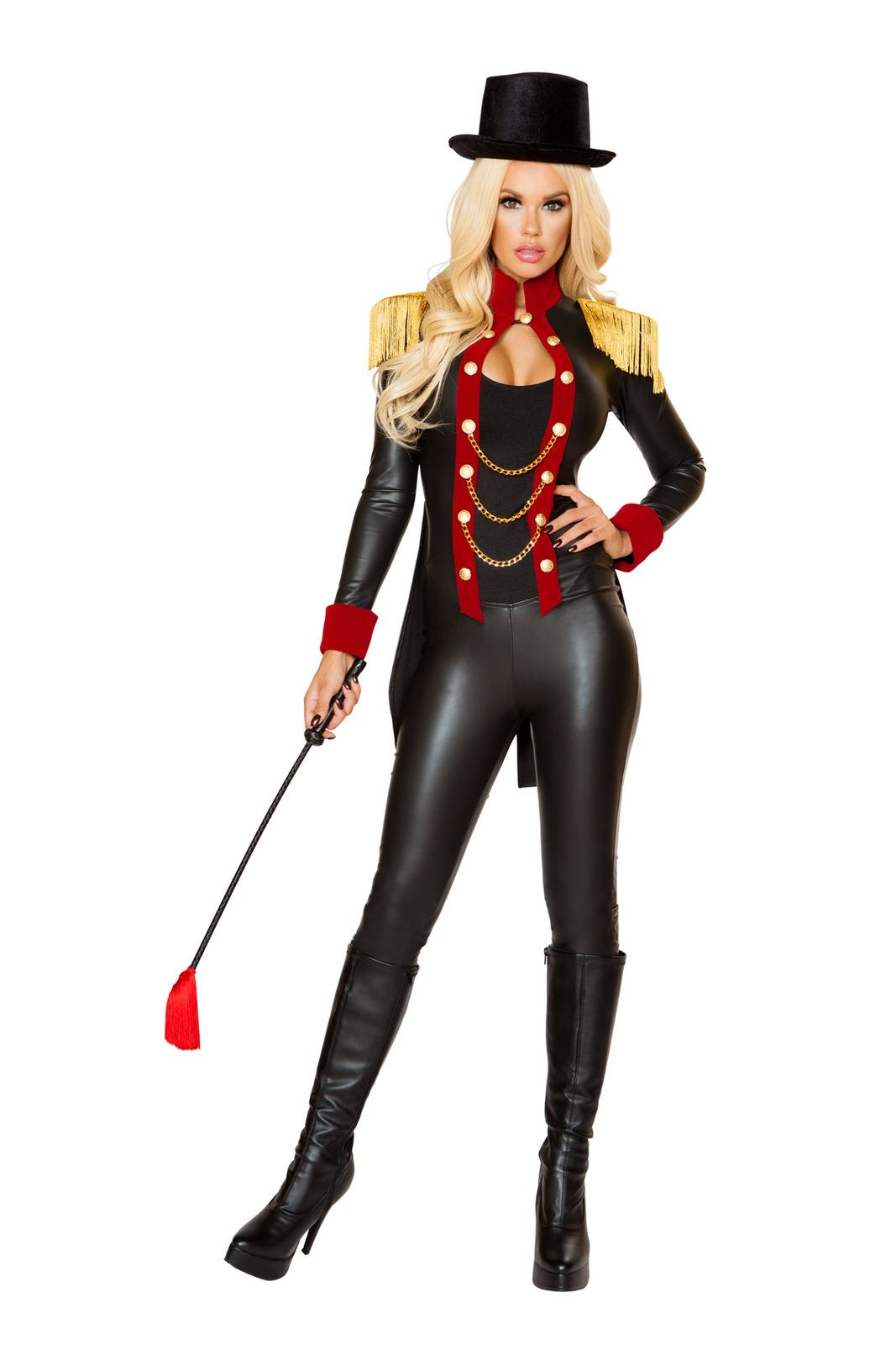 Adult Circus Ringleader Woman Costume ...  sc 1 st  The Costume Land & Adult Circus Ringleader Woman Costume | $113.99 | The Costume Land