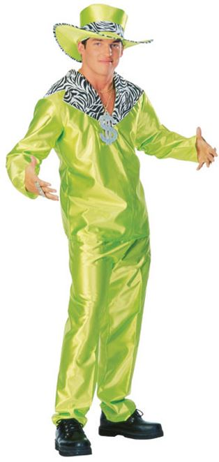 Adult Big Daddy Men Gangster Costume  sc 1 st  The Costume Land & Adult Big Daddy Men Gangster Costume | $23.99 | The Costume Land