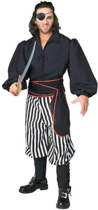 New Pirate Waist Sash Deluxe