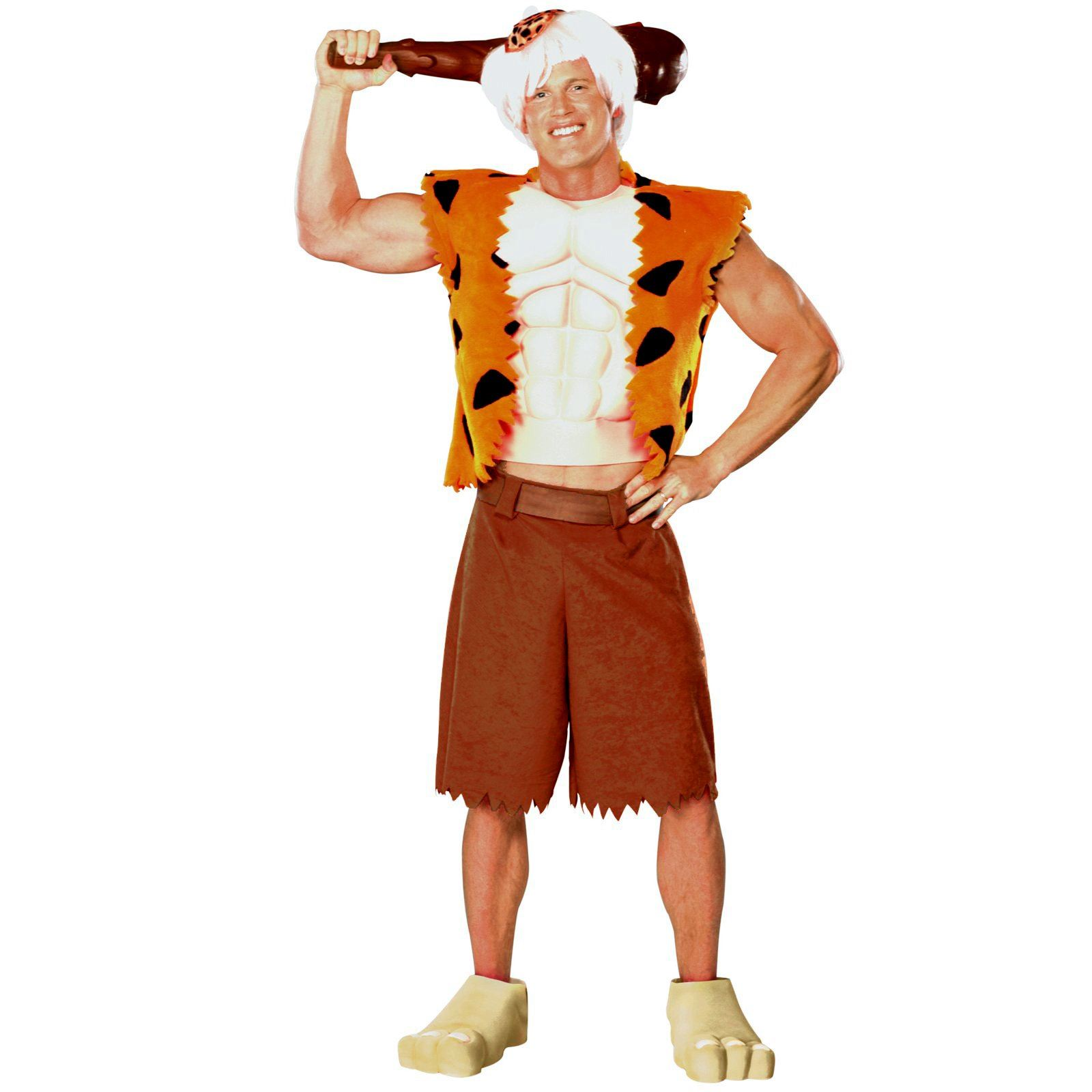 Adult Bamm Bamm Men The Flintstones Costume  sc 1 st  The Costume Land & Adult Bamm Bamm Men The Flintstones Costume | $47.99 | The Costume Land