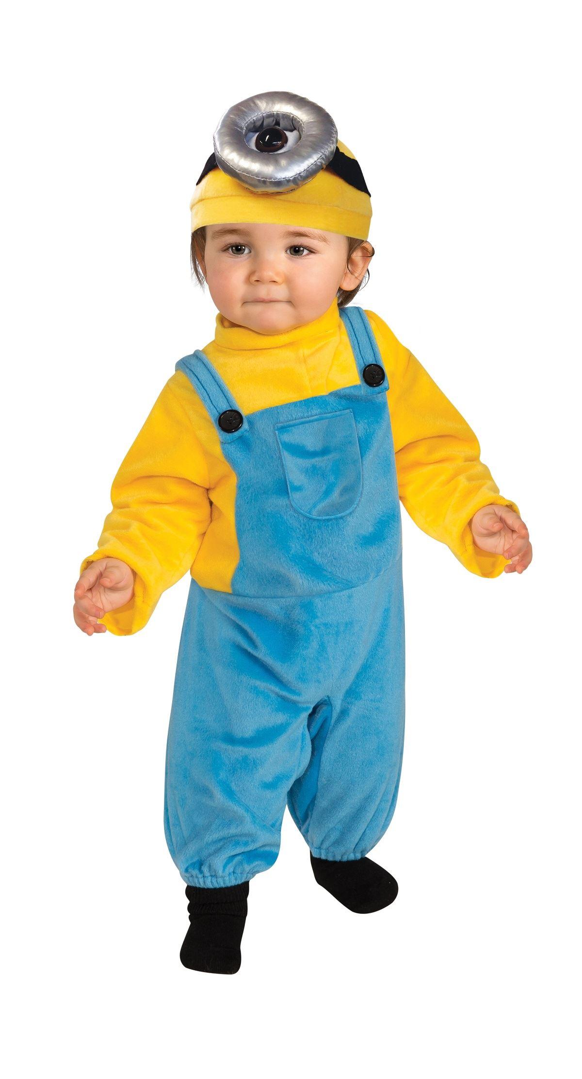 Kids Minion Stuart Toddler Costume | $22.99 | The Costume Land