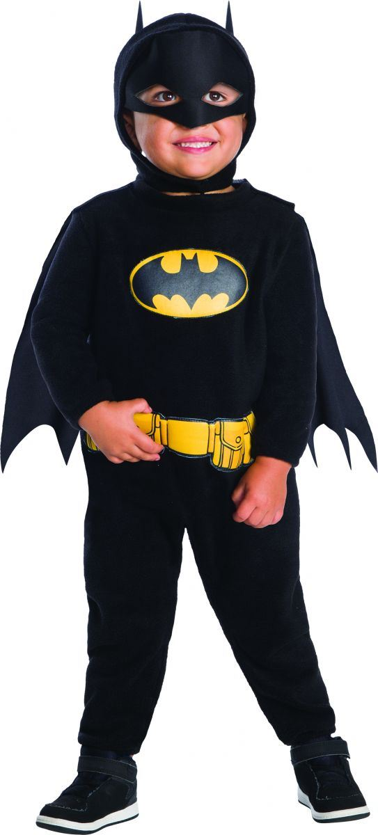 kids infant batman romper boys costume