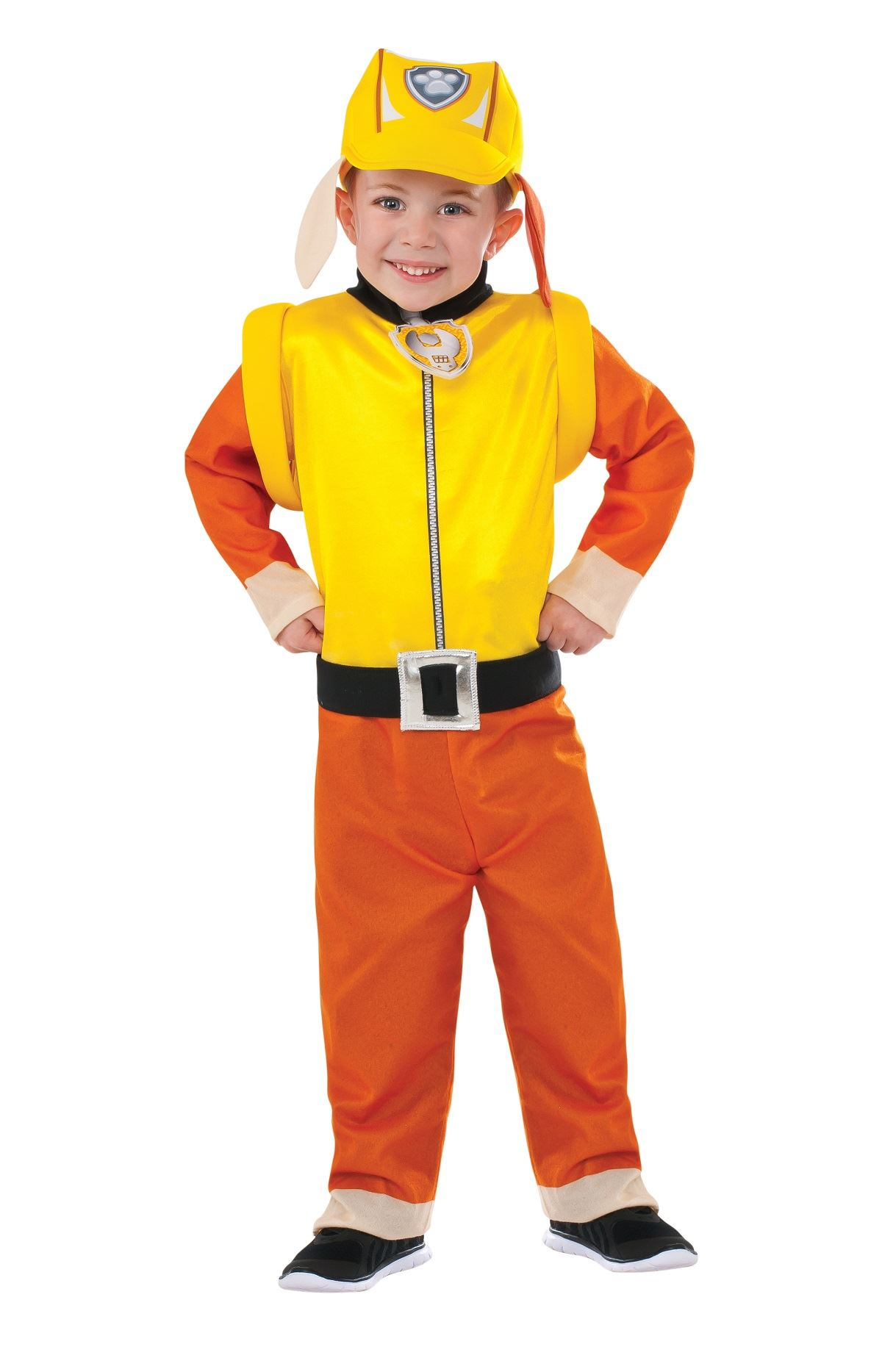Kids Paw Patrol Rubble Costume ...
