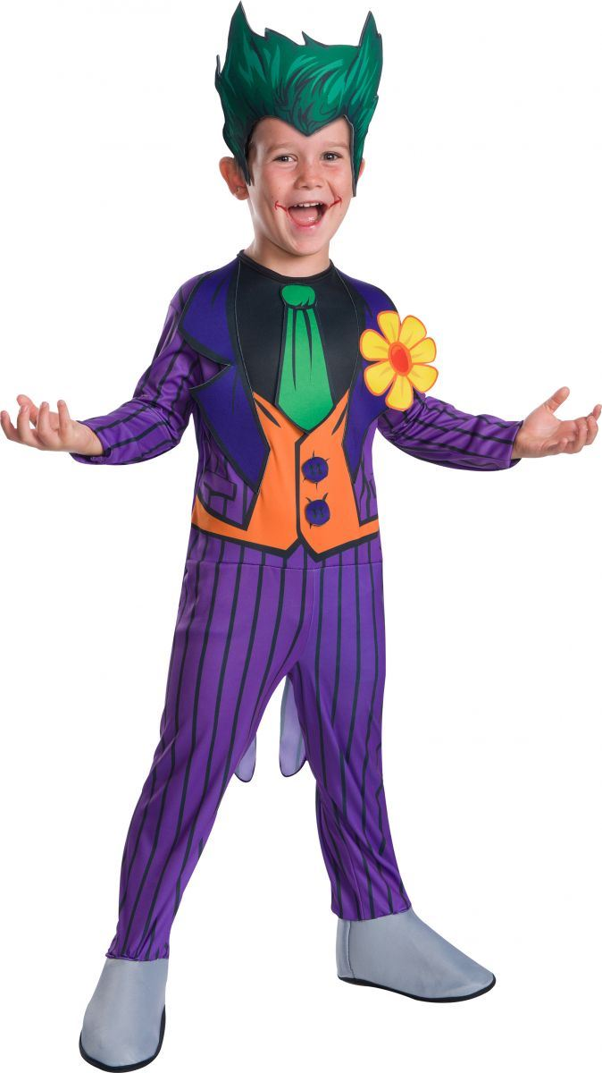 joker halloween costume kids kids joker boys costume 34 99 the costume land - Joker Halloween Costume Kids