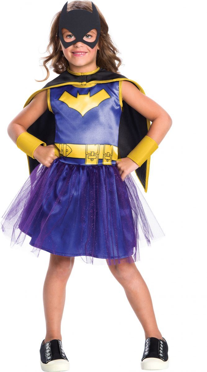 Kids Batgirl Girls Costume  sc 1 st  The Costume Land & Kids Batgirl Girls Costume | $37.99 | The Costume Land