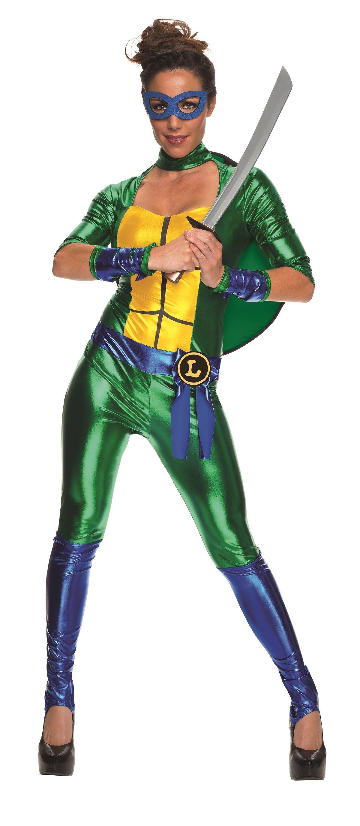 Sexy teenage mutant ninja turtle costumes