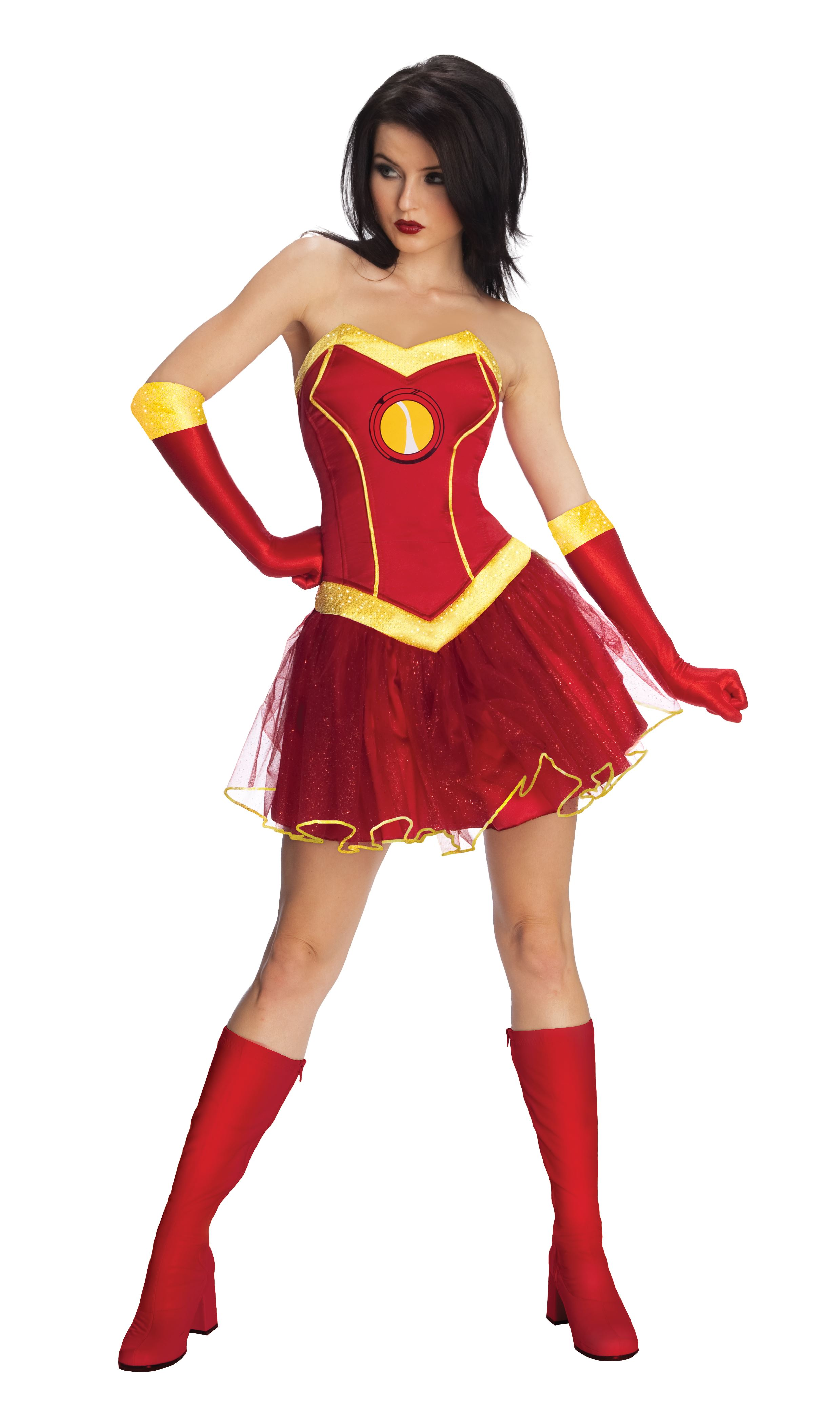 Adult Rescue Iron Woman Costume  sc 1 st  The Costume Land & Adult Rescue Iron Woman Costume | $45.99 | The Costume Land