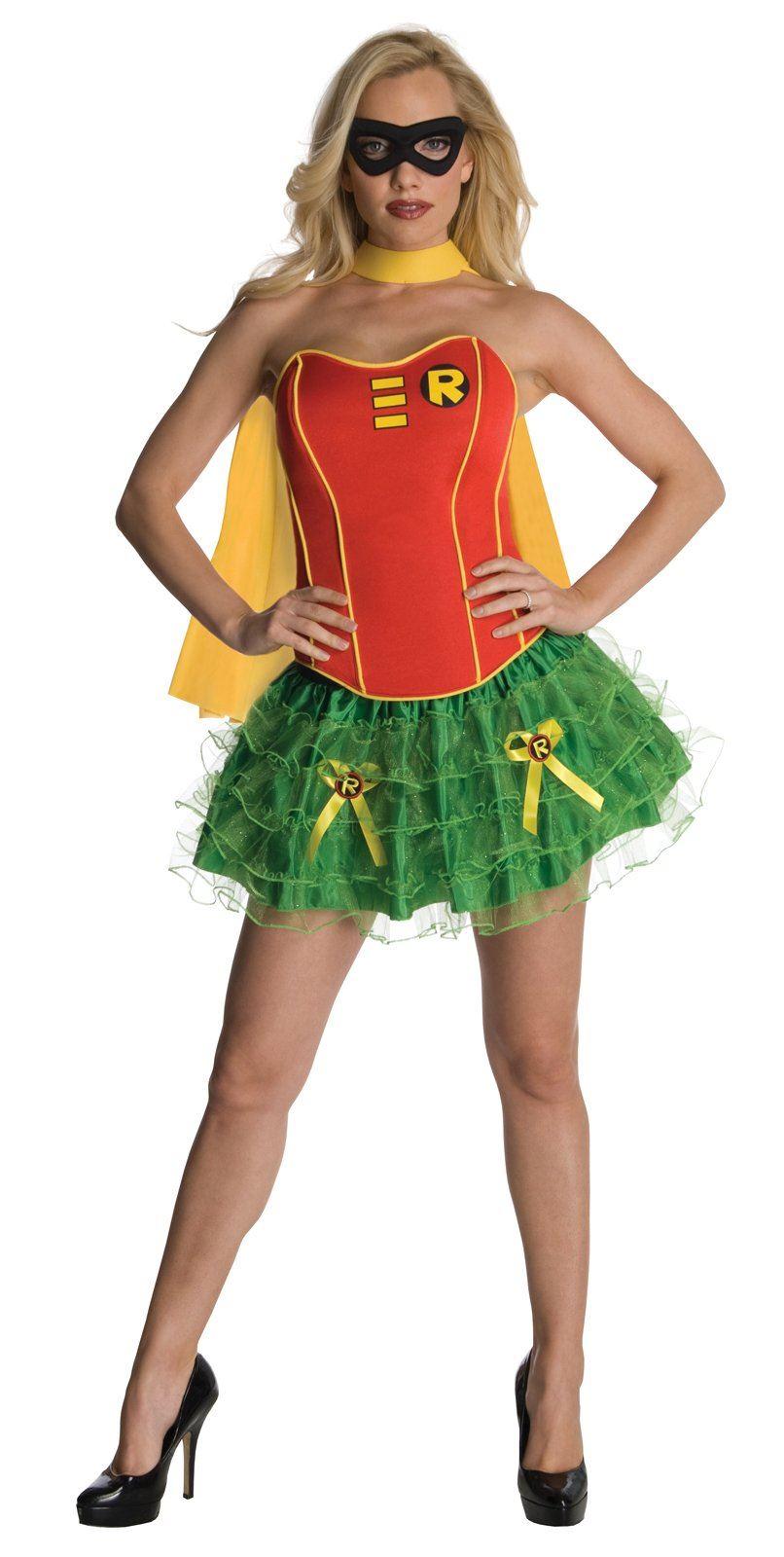 Adult Robin Justice League Woman Costume  sc 1 st  The Costume Land & Adult Robin Justice League Woman Costume | $47.99 | The Costume Land