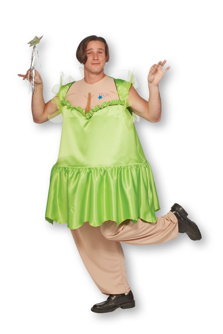 Adult Tankerbell Humorous Men Fairy Costume  sc 1 st  The Costume Land & Adult Tankerbell Humorous Men Fairy Costume | $36.99 | The Costume Land
