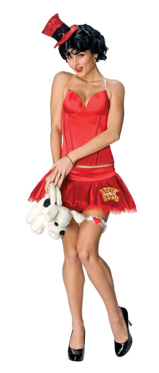 betty boop costumes for adults pictures to pin on