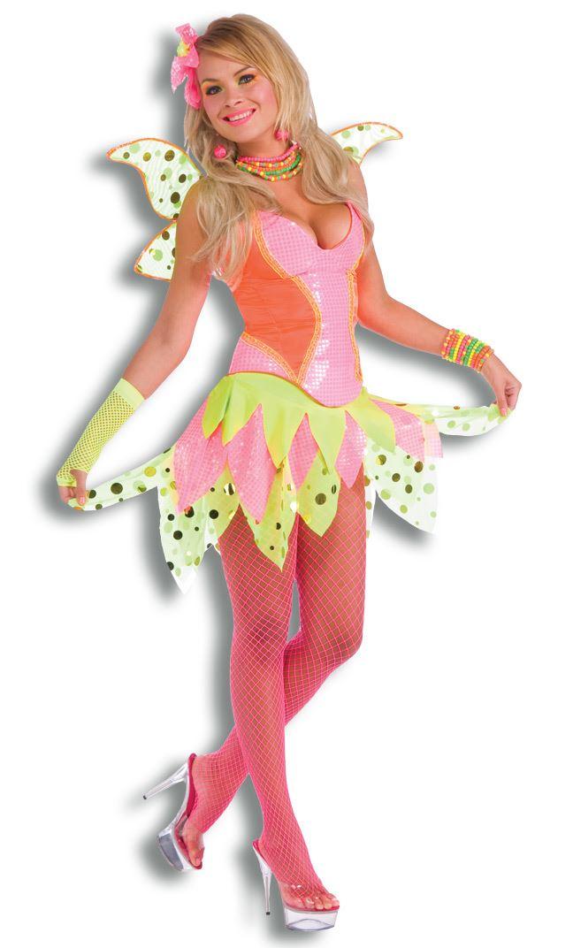 Sexy evil fairy costume