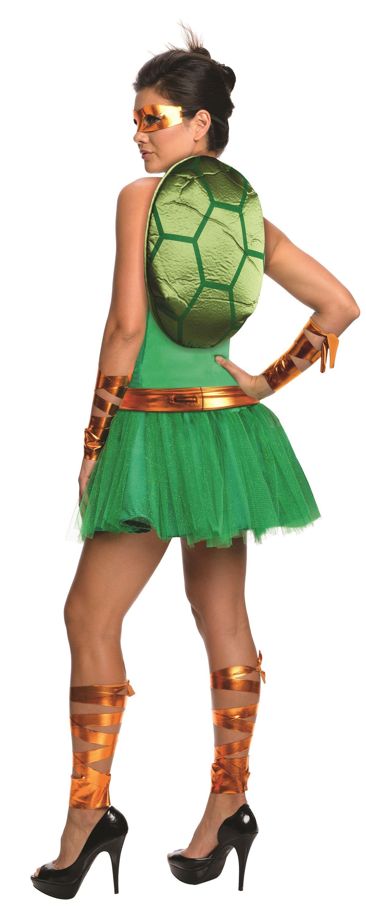 Ninja Turtle Women Costume