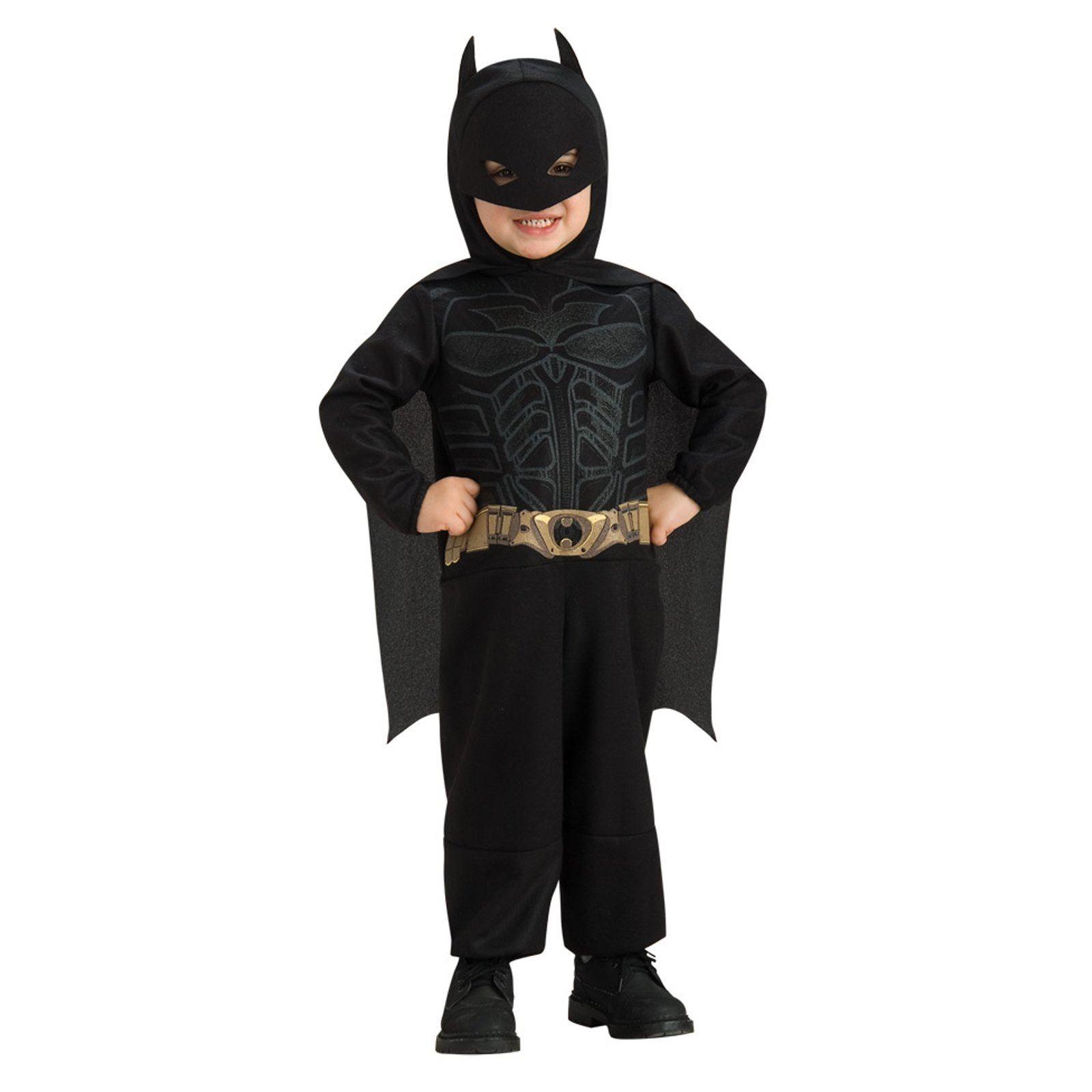 Batman Halloween Costume Toddler Batman Toddler Halloween
