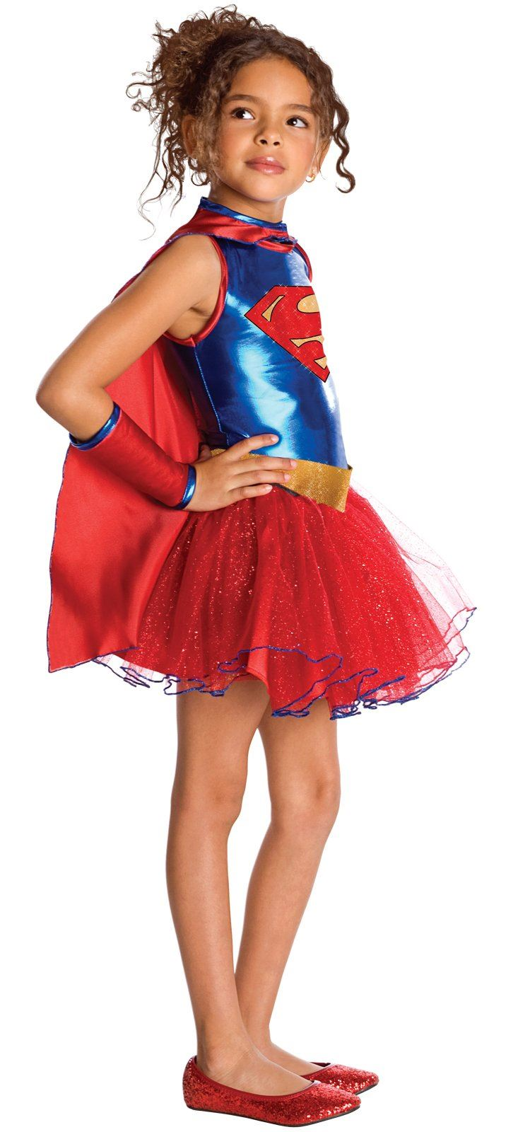 Supergirl Deluxe Girl Costume - Kids Crawler Little Spider Girl Costume $41.99 The Costume Land