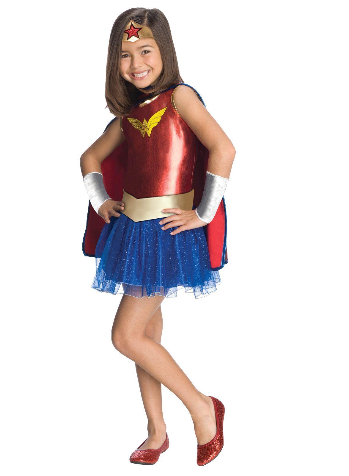 Kids Wonder Woman Girls Costume | $35.99 | The Costume Land