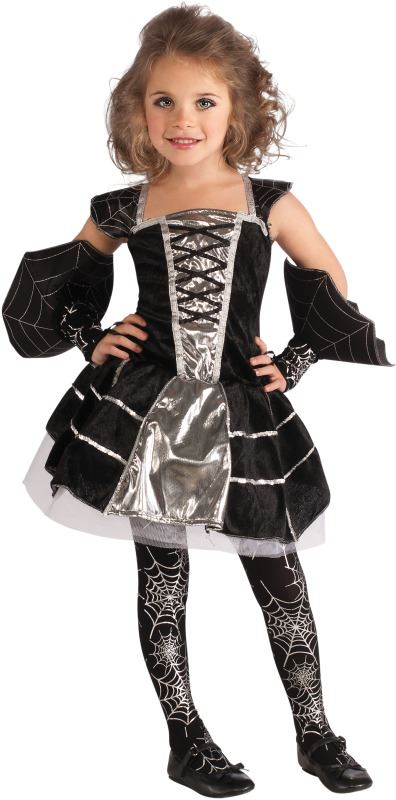 kids girls spiderella witch costume - Witch Halloween Costumes For Girls