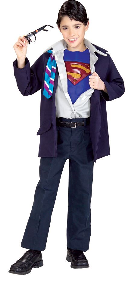 Superman Returns Costumes Superman Returns Reversible