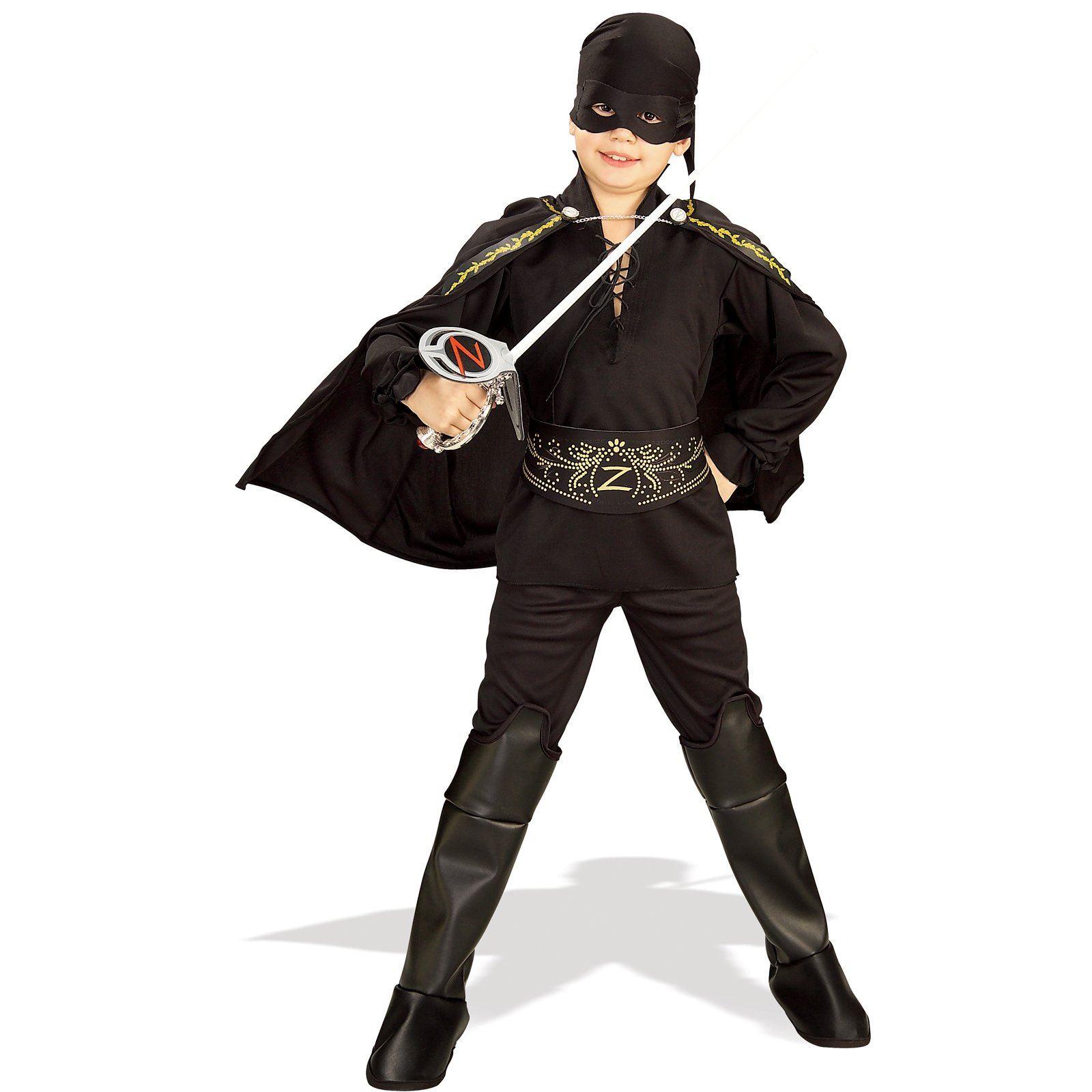 Zorro Costume Ideas