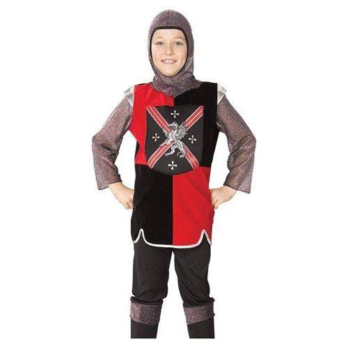 Kids Knight Boys Medieval Costume  sc 1 st  The Costume Land & Kids Knight Boys Medieval Costume | $31.99 | The Costume Land