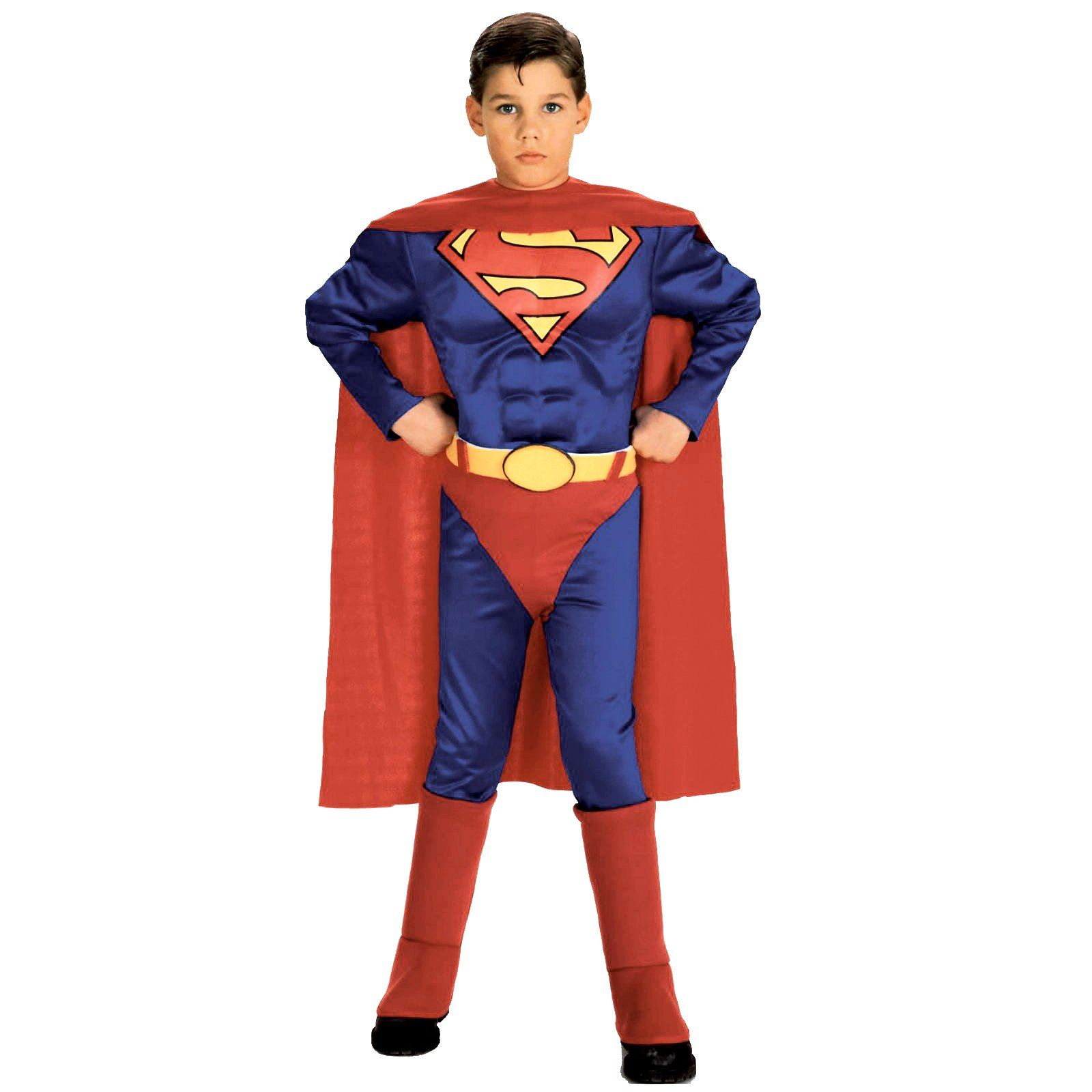 kids superman muscle costume - Halloween Muscle
