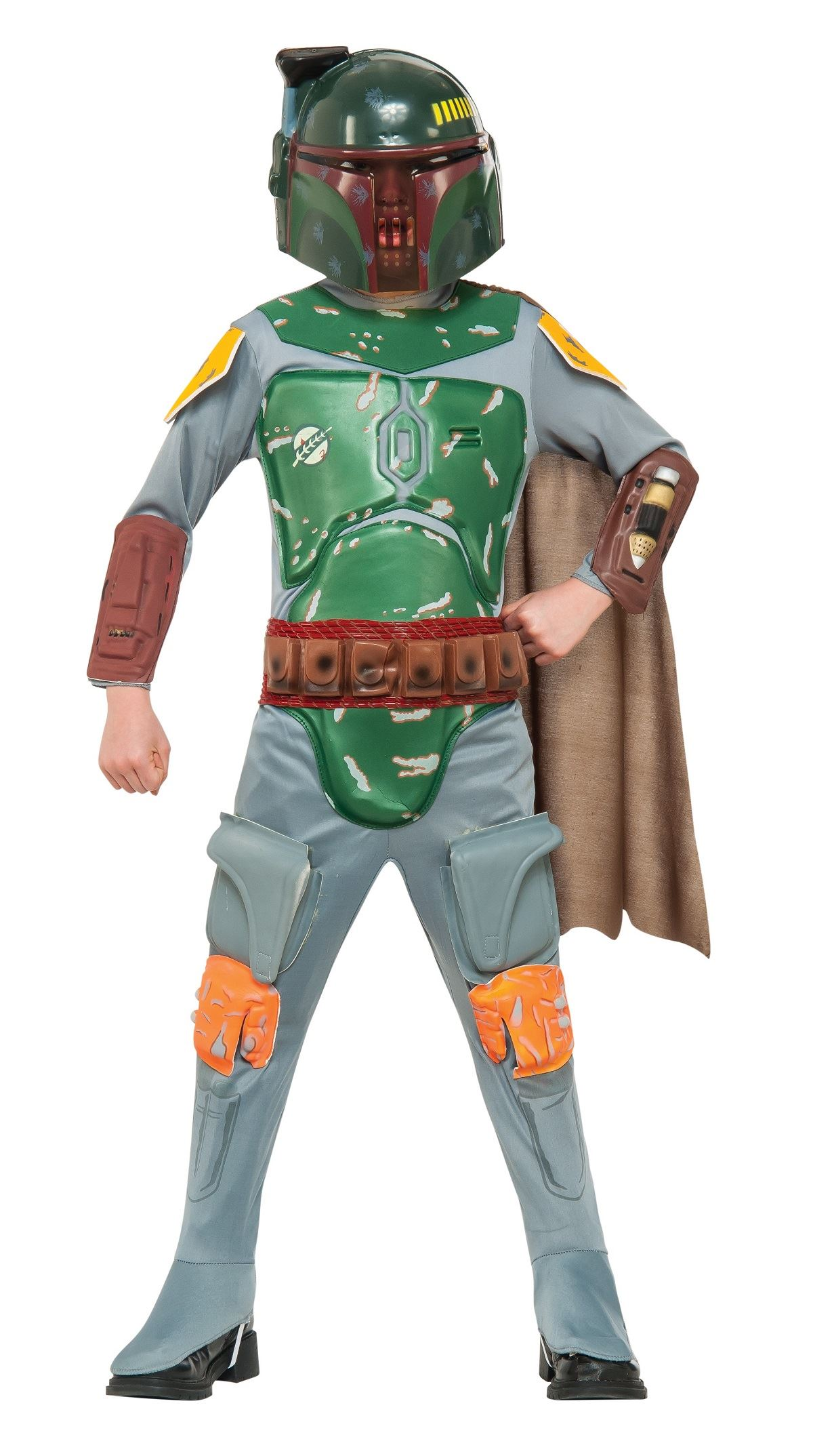 kids boys boba fett deluxe star wars costume 63 99 the costume land