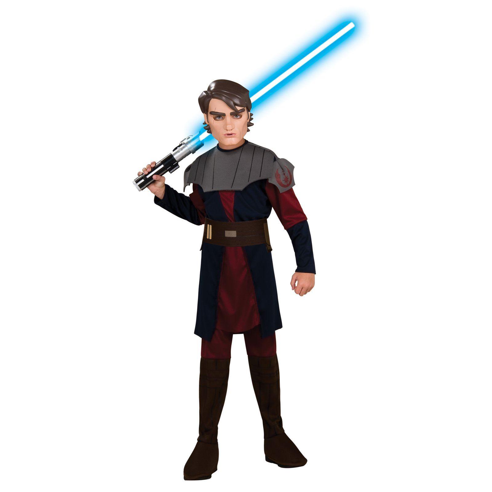 Kids Anakin Boys Skywalker Star Wars Costume   $37.99   The ...