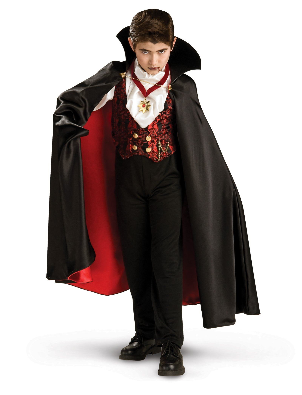 Костюм вампира своими руками для мальчиков фото