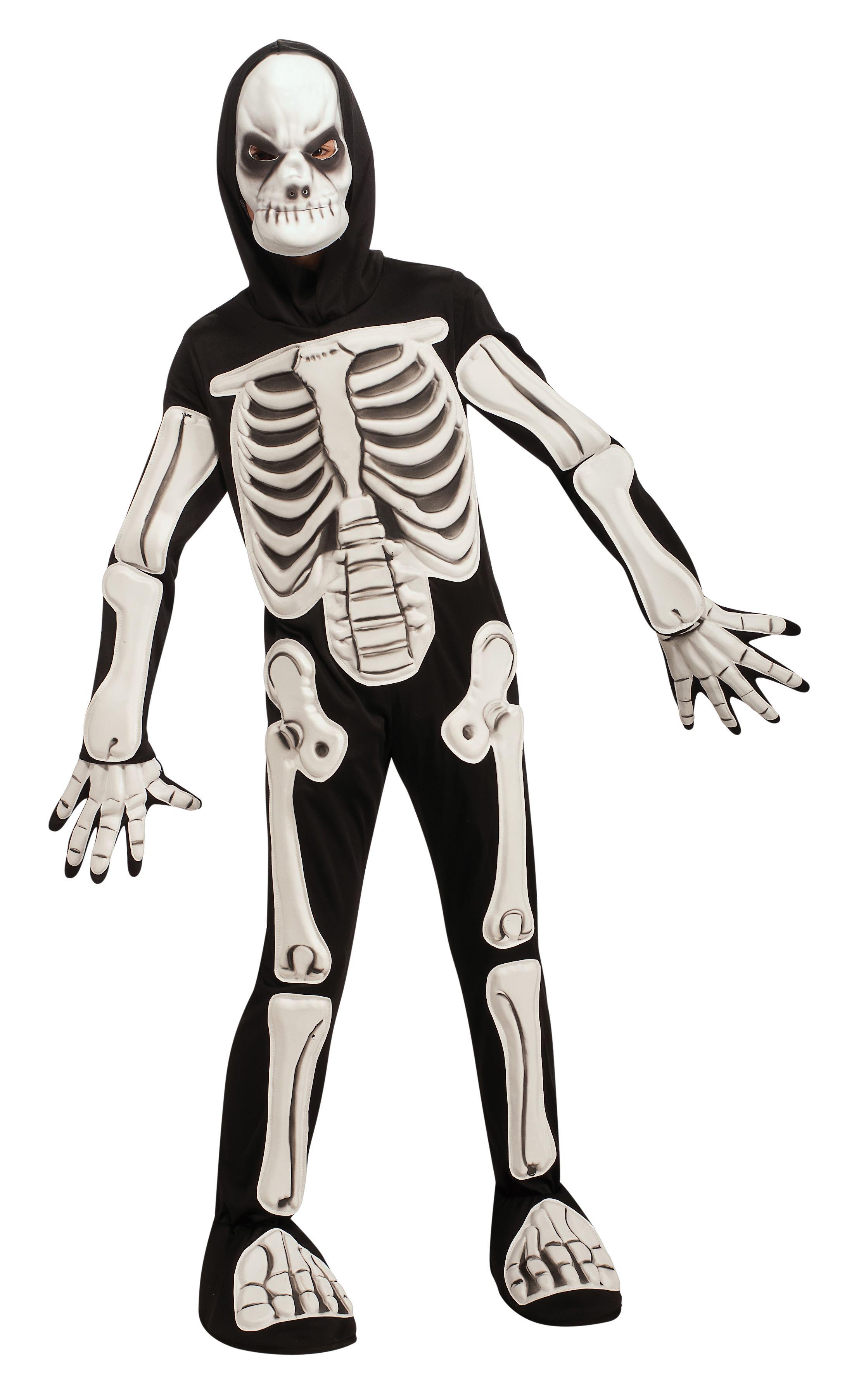 Kids Boys Skeleton Halloween Costume   $29.99   The Costume Land