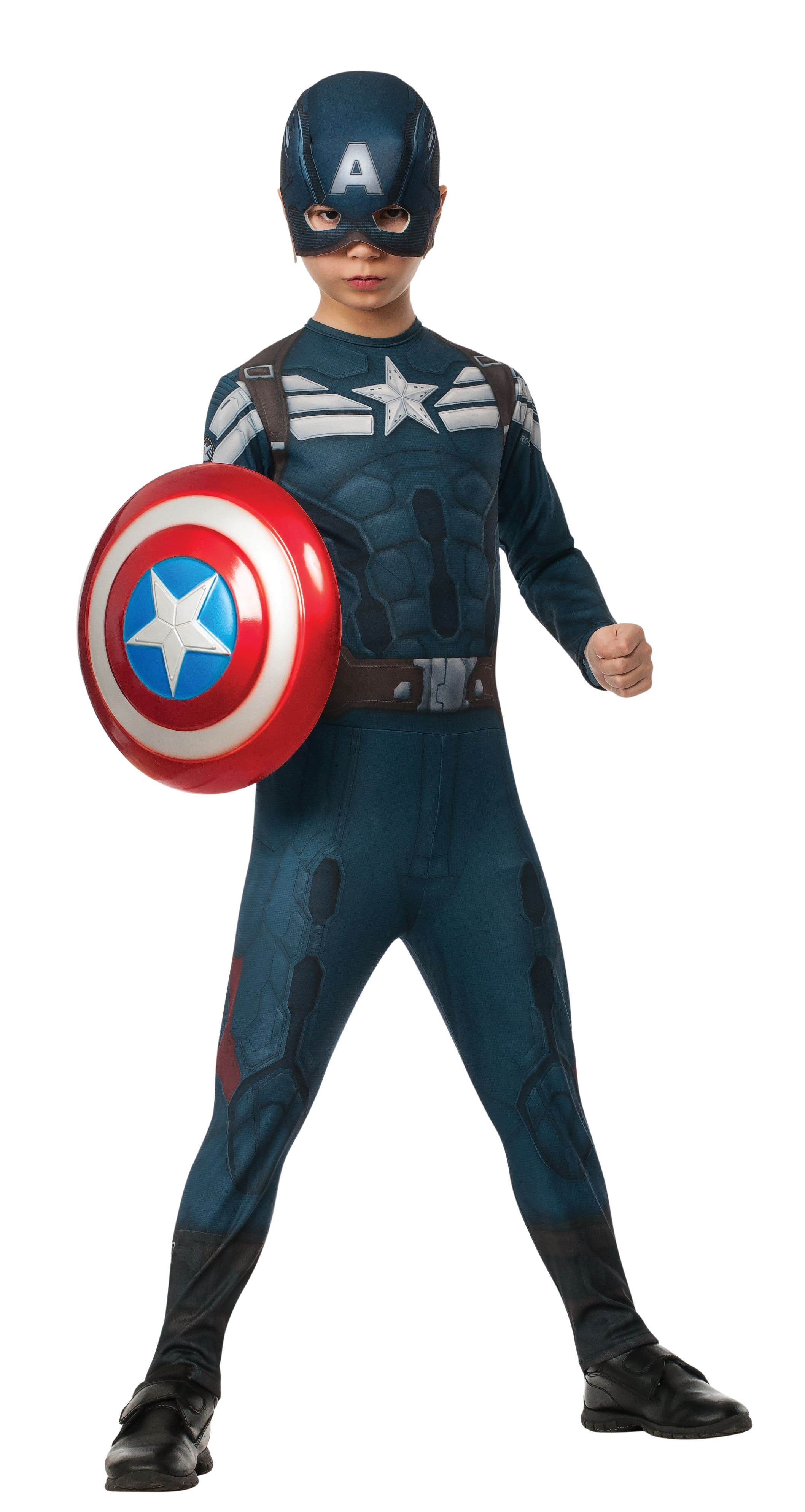 Kids Captain America Winter Soldier Boys Costume  sc 1 st  The Costume Land & Kids Captain America Winter Soldier Boys Costume | $20.99 | The ...
