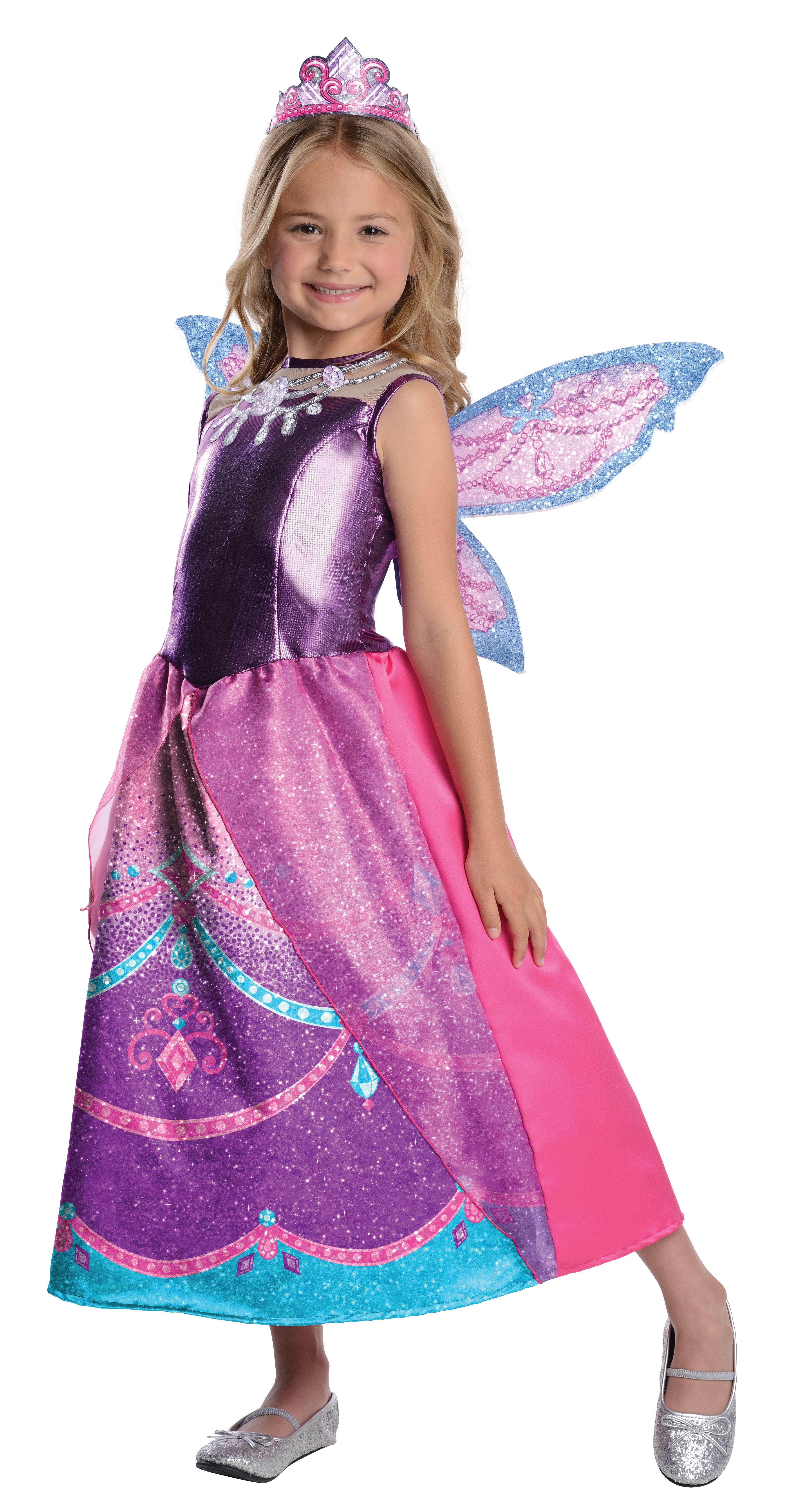 Kids Barbie Catania Girls Costume   $35.99   The Costume Land