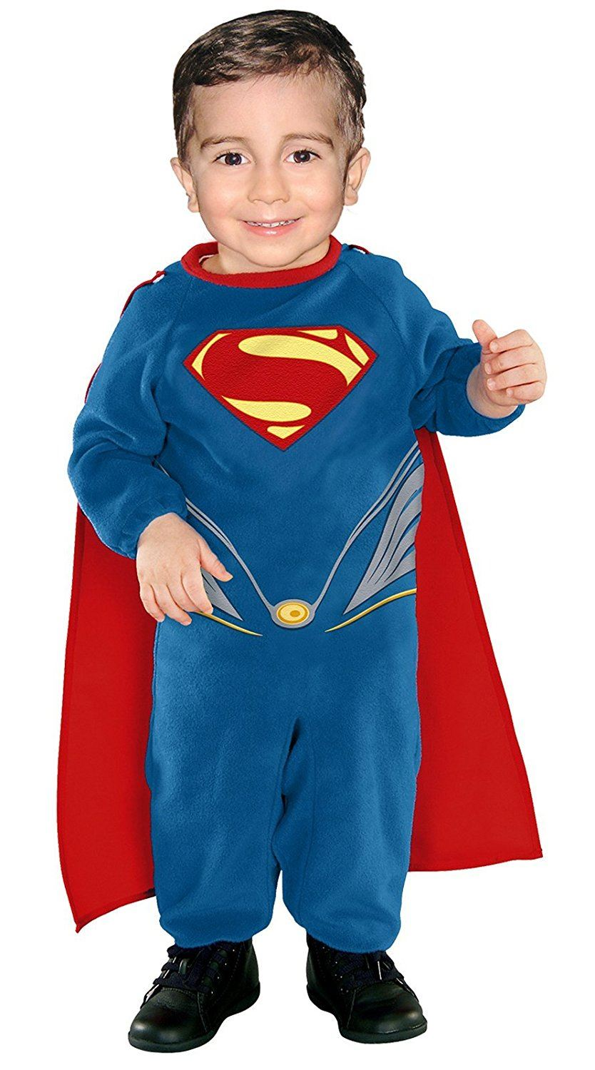 4c24b0fc9 ... Kids Superman Romper Toddler Costume. Click here to view Large Image