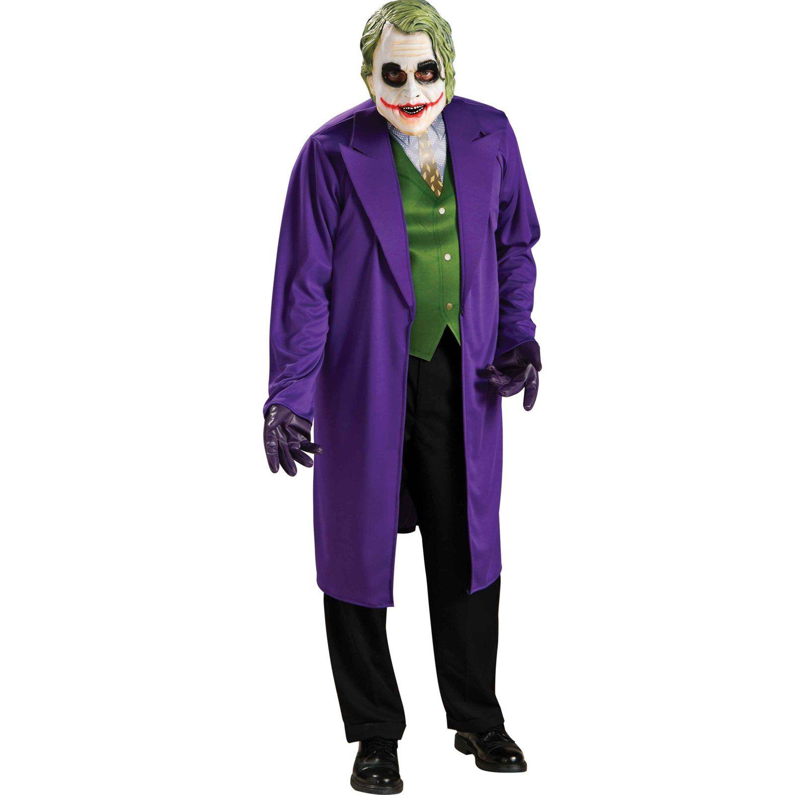 Adult Batman Dark Knight The Joker Men Costume  sc 1 st  The Costume Land & Adult Batman Dark Knight The Joker Men Costume | $50.99 | The ...