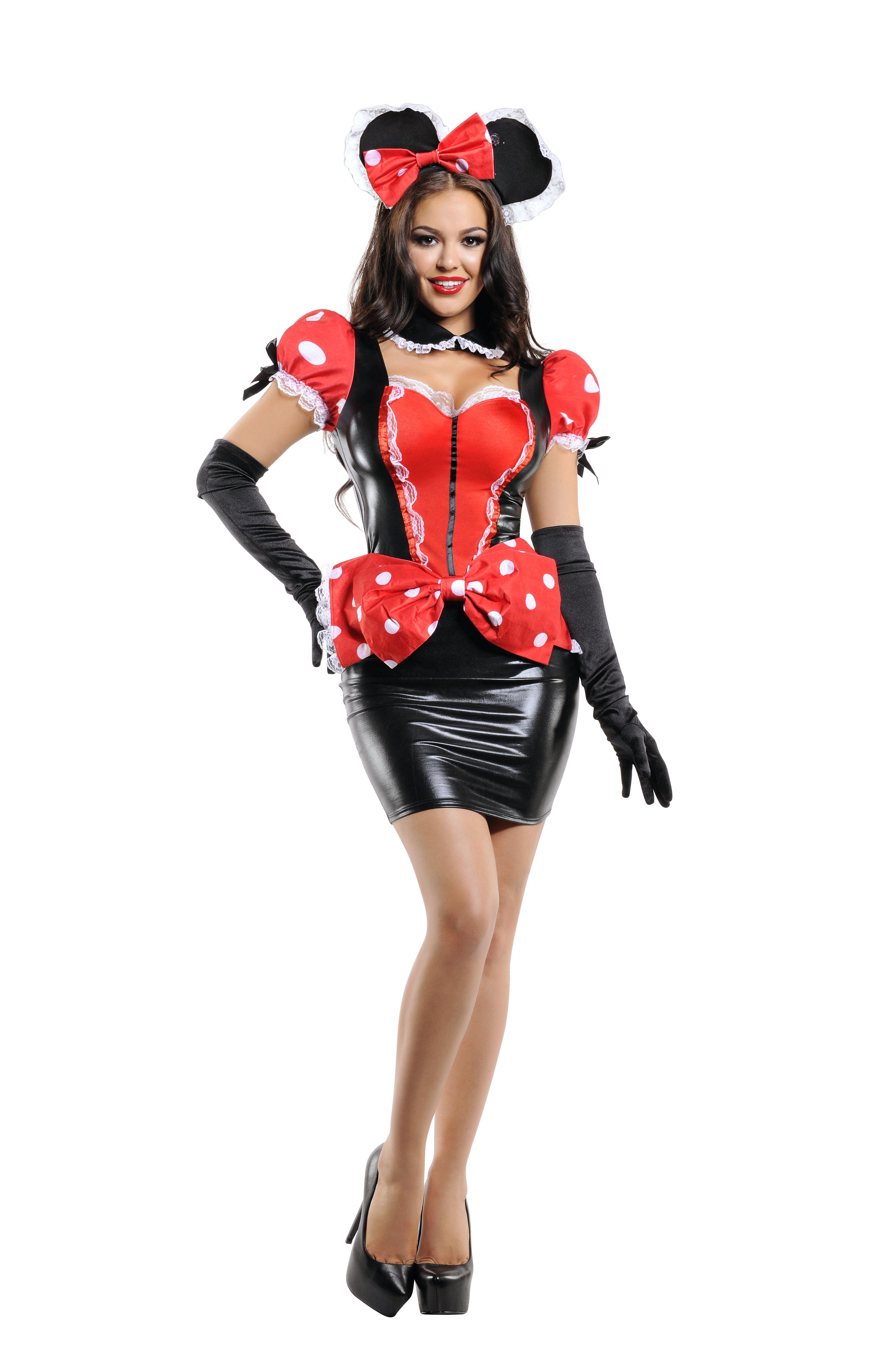 adult pin up mouse woman costume | $67.99 | the costume land